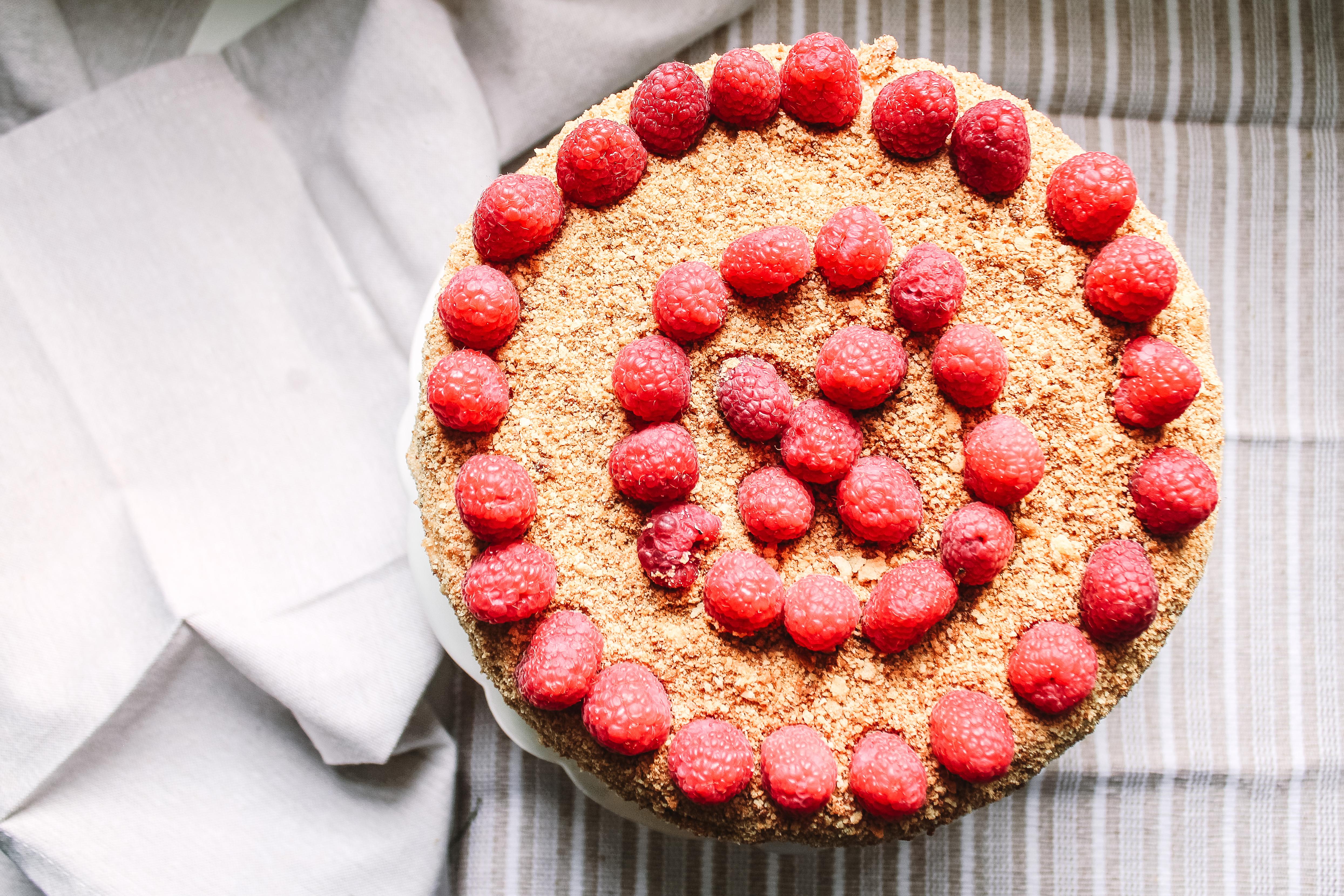 honey cake recipe