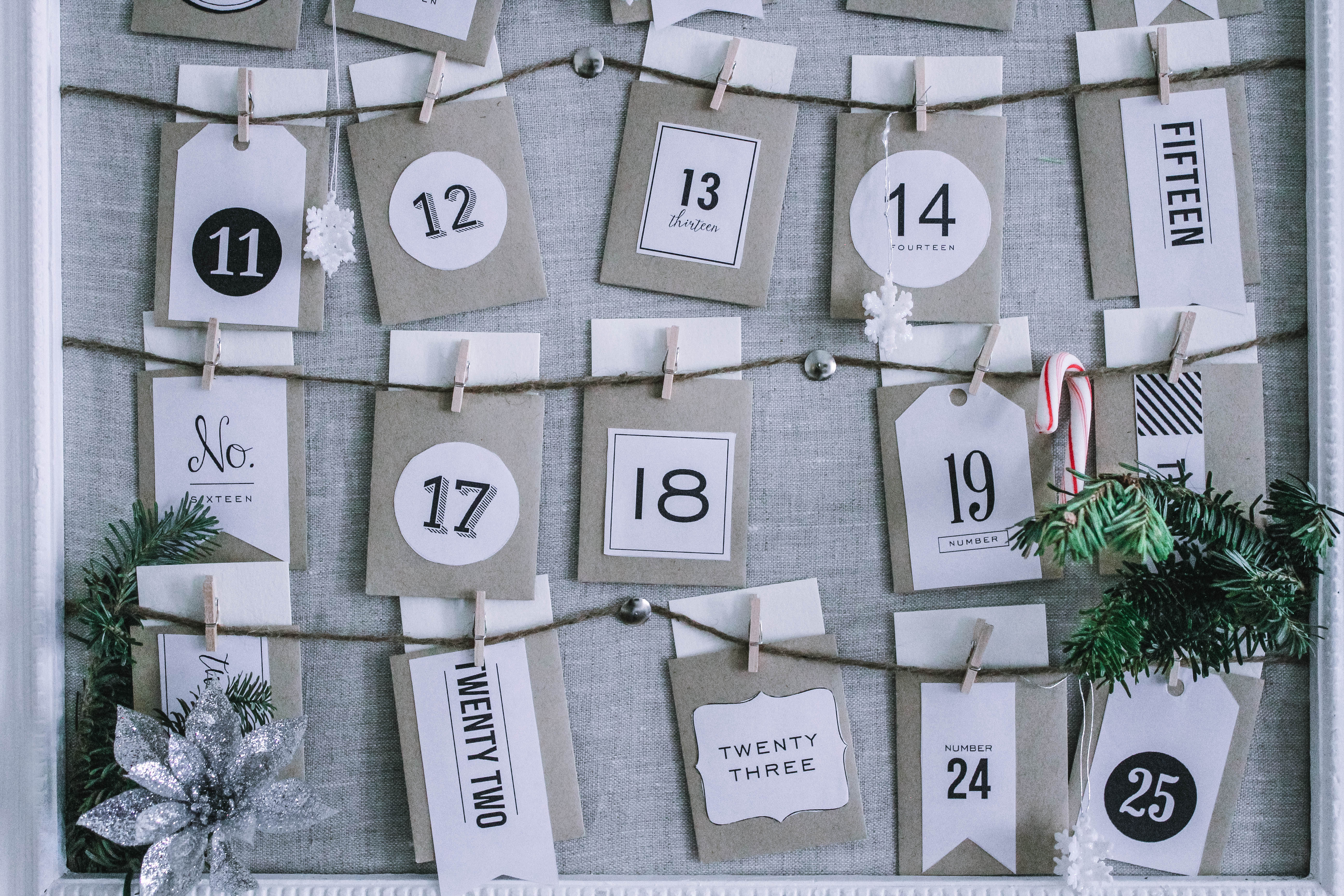 advent calendar 2017