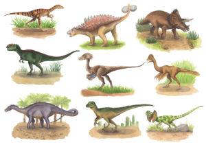 diy dinosaur party decorations