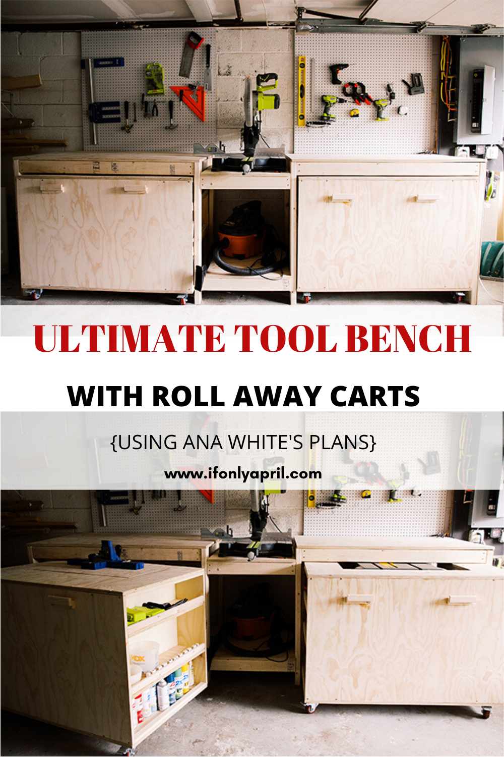 ultimate tool bench